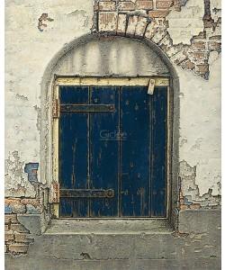 Aad Hofman, Blue shutter