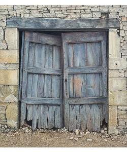 Aad Hofman, French doors