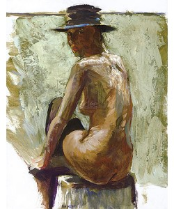 Ben Snijders, Rita with hat