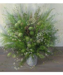 Patrick Creyghton, Wildflower bouquet, All Saints' Day