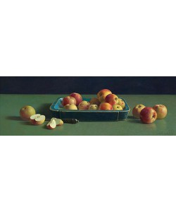 Henk Helmantel, Blue chest with apples