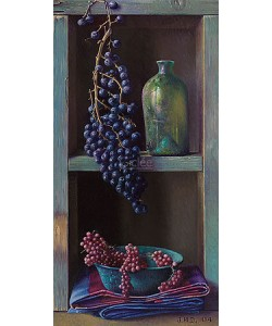 Jef Diels, Chest with grapes