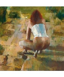 Gerard van de Weerd, Summer garden II