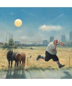 Marius van Dokkum, Beating the Clock