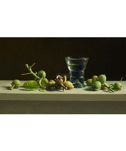 Henk Helmantel, Walnuts and Roman glass