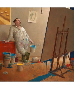 Marius van Dokkum, The Experiment