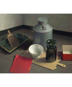 Henk Helmantel, Still life with white bowl
