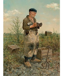 Marius van Dokkum, Farmer