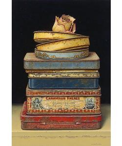 Aad Hofman, Pile of boxes