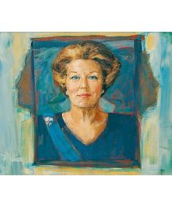 Carla Rodenberg, Queen Beatrix