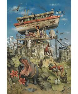 Marius van Dokkum, Noah's Ark