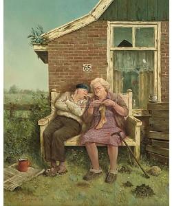 Marius van Dokkum, True Love