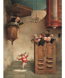 Marius van Dokkum, Dancing in the Church