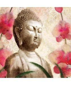 Kimberly Allen, Buddha Orchids 1