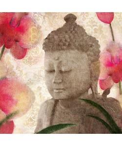 Kimberly Allen, Buddha Orchids 2