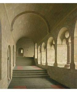 Henk Helmantel, Convent passage Le Thoronet southern France