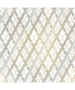 Kimberly Allen, Taupe Crosshatched 1
