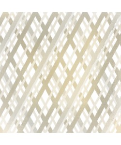 Kimberly Allen, Taupe Crosshatched 2