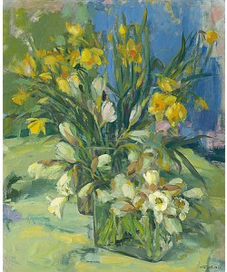 Carla Rodenberg, Spring Bouquet