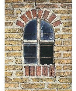 Aad Hofman, Broken window