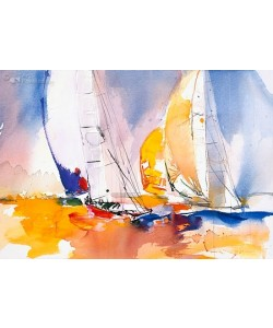 Ingrid Dingjan, Sailing III