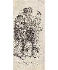 Rijn van Rembrandt, De kwakzalver