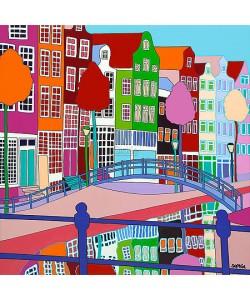 Sophia Heeres, Brouwersgracht, Amsterdam