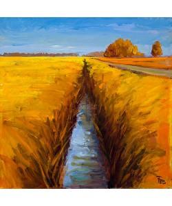Theo Onnes, Endless Landscape