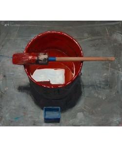 Pieter Pander, Rode verf