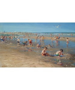 Hans Versfelt, Beach day II