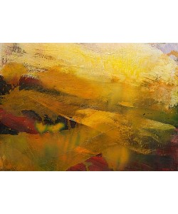 Henrie Vogel, Space with yellow ochre