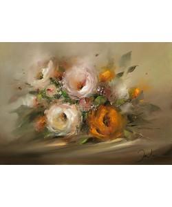 Jan Kooistra, White and orange