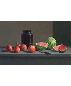 Henk Helmantel, Watermelon and pomegranates