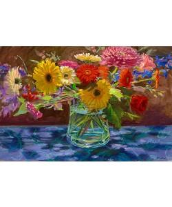 Keimpe van der Kooi, Bouquet