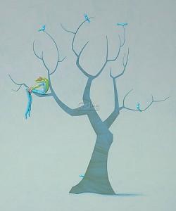 Jasper Oostland, Blue birds