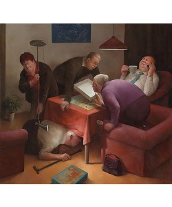 Marius van Dokkum, Missing Link