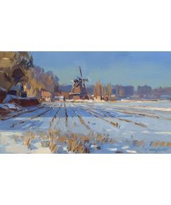 Hans Versfelt, Windmill in the sun