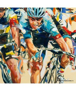 Dorus Brekelmans, Cyclists