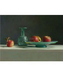 Henk Helmantel, Roman glass with apples