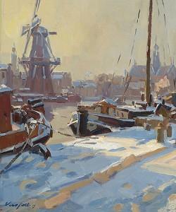 Hans Versfelt, Spaarne Haarlem