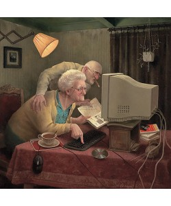 Marius van Dokkum, Keeping up with the Times