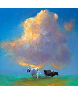 Dinie Boogaart, Cloud and Cows