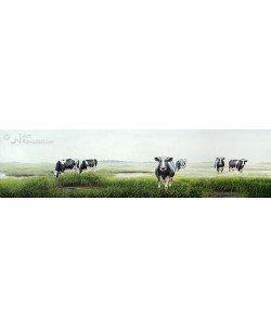 Geke Hoogstins, Cows in the fog