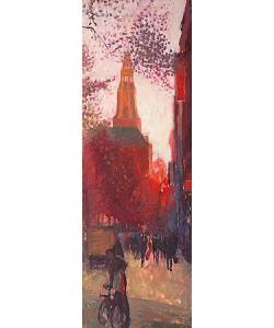 Annemiek Vos, A-toren