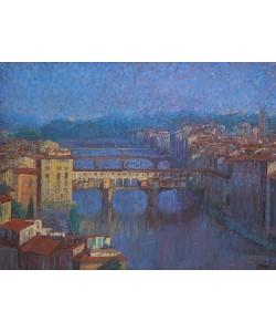 Annemiek Vos, Ponte Vecchio, Florence