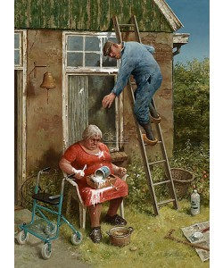 Marius van Dokkum, Do it yourselfer