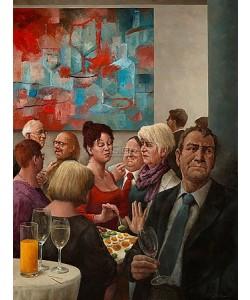 Marius Van Dokkum, Drinks And Nibbles
