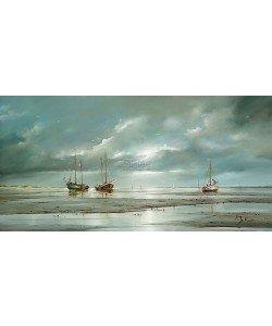 Jan Kooistra, Running dry