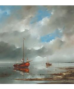 Jan Kooistra, Wad, het laatste licht