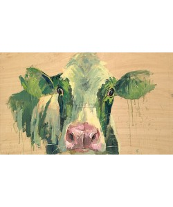 Theo Onnes, Green cow
